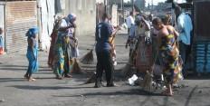 Dar es Salaam Müllsammler