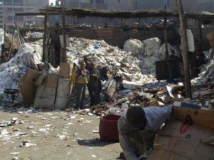 Neues von den Müllsammlern in Kairo