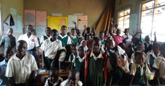 L.J.Ssange Parents School, Uganda