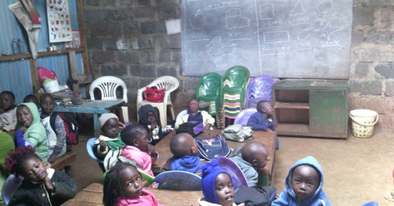 News zur Hope School in Limuru